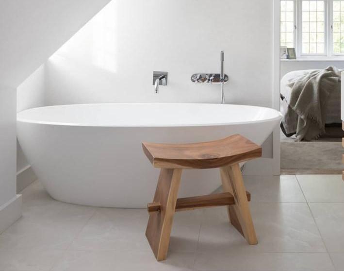 Benefícios do banho de imersão
