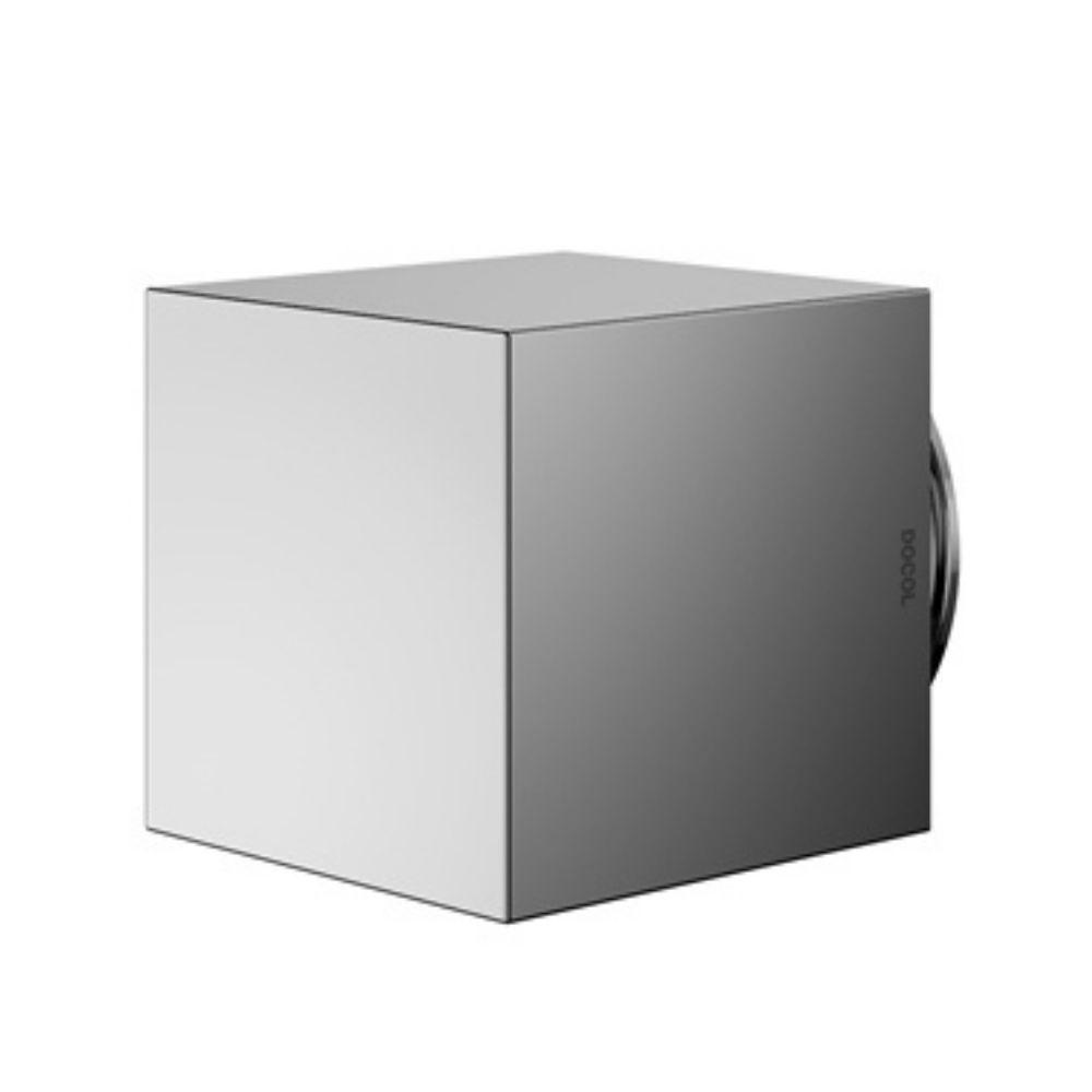 Acabamento para Registro Docol Base Linha Mínima Docol Cubo