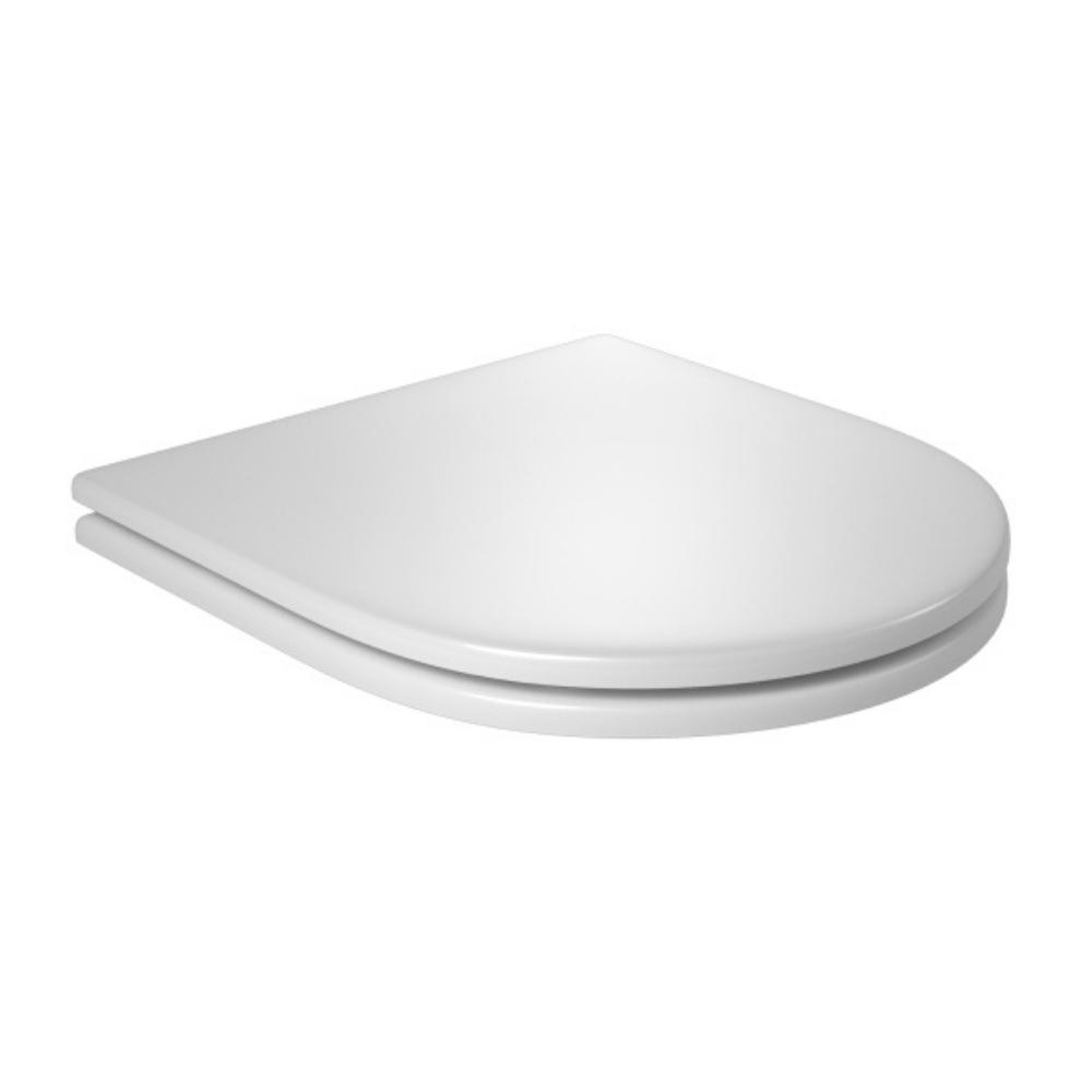 Assento Bacia Poliéster com Protekto e Slow Close Deca Link