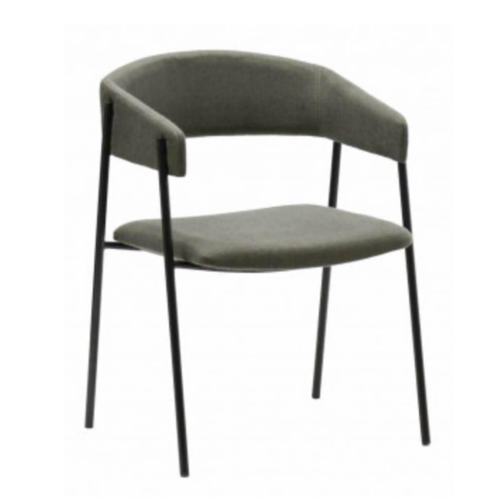 Cadeira Moss em Metal Design Assinado Rodrigo Delazzeri