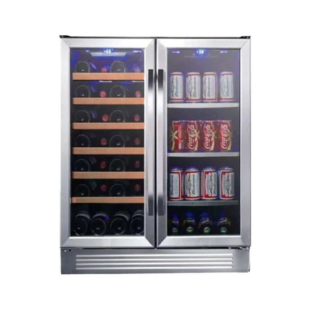 Conjunto Promocional Adega e Cervejeira Arkton Cuisinart