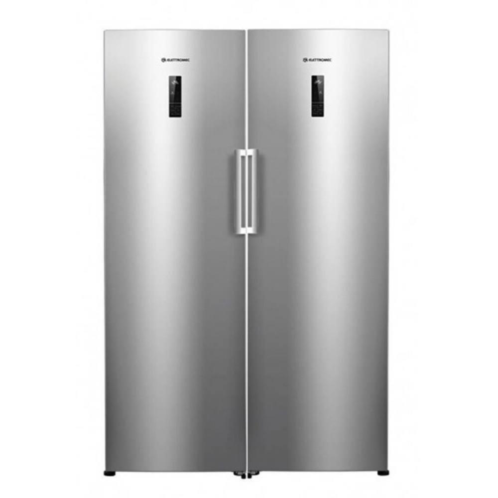 Conjunto Refrigerador + Freezer Duo 622 Litros 220V Elettromec