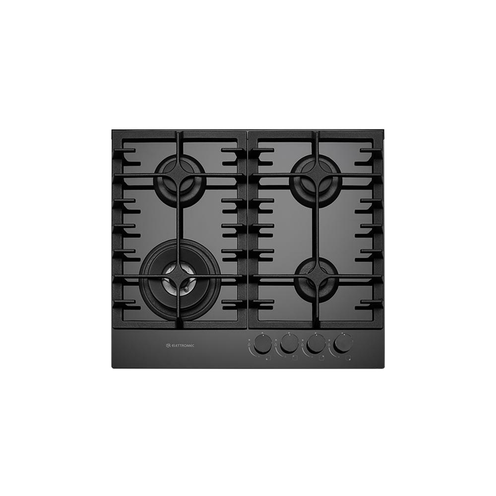 Cooktop Vetro 60 cm Bivolt Elettromec