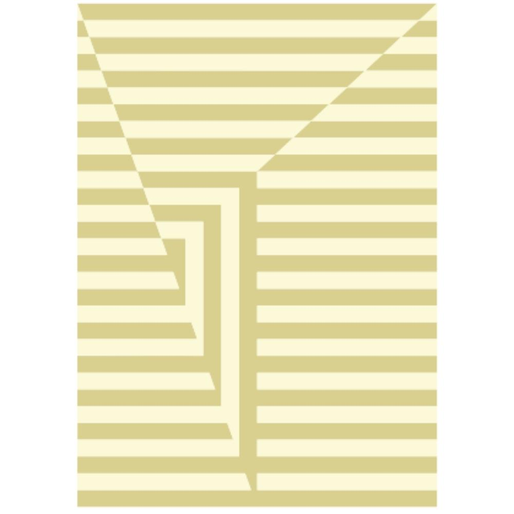 Tapete com Linhas Desenho Geométrico Acervo Decoralle