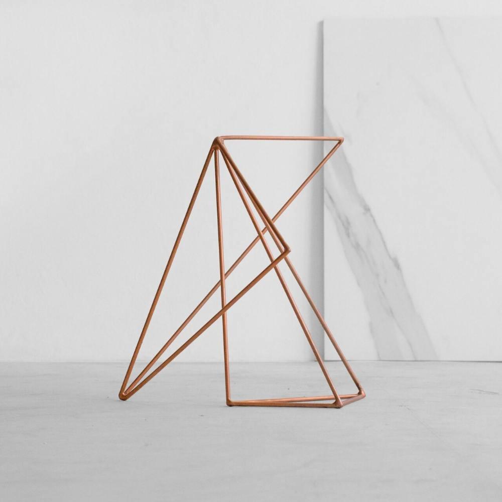 Escultura Equilíbrio Marina Rodrigues