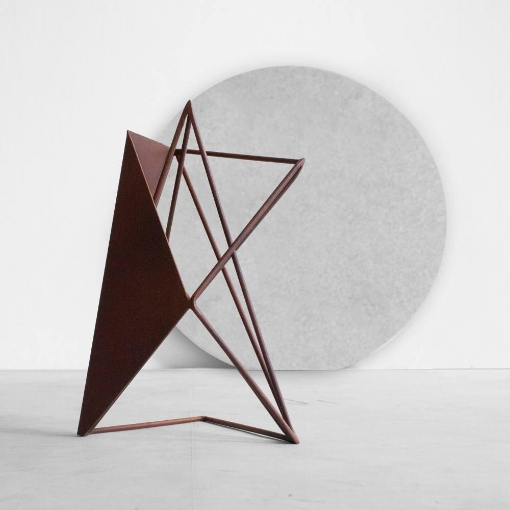Escultura Nexo Marina Rodrigues