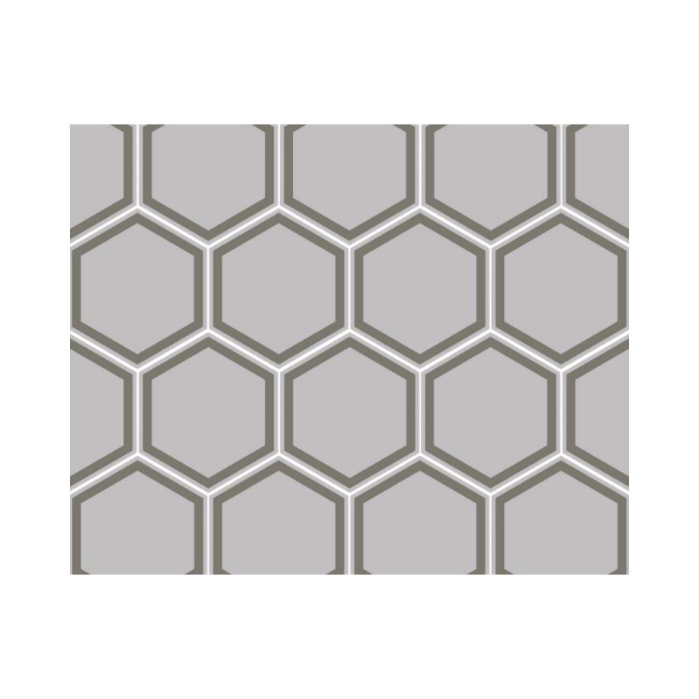 Ladrilho Hidráulico Hexagonal Colméia Ladrilar Colorido