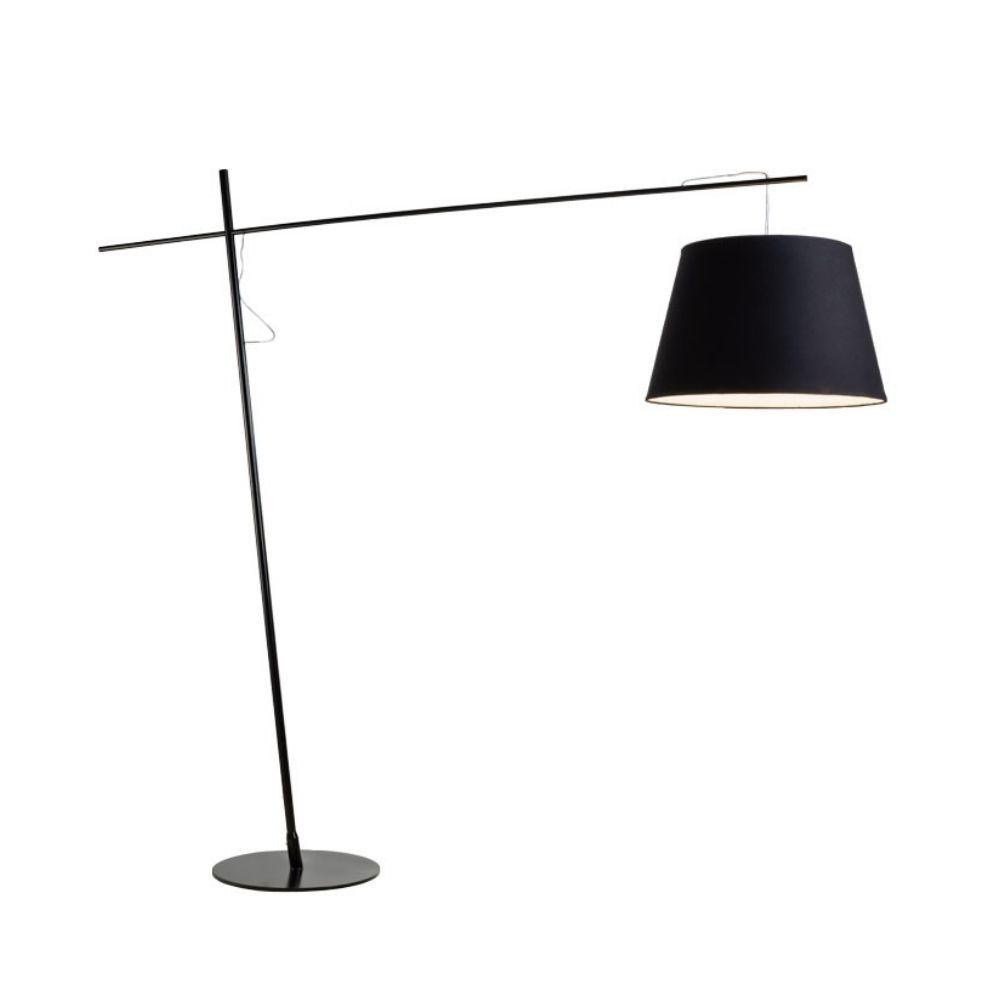 Luminária de Piso Compasso Klaxon Twiggy Contemporânea
