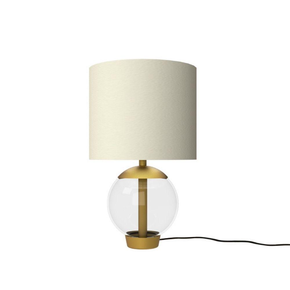 Luminária Mesa Little Mid Klaxon Abajur Minimalista Moderno