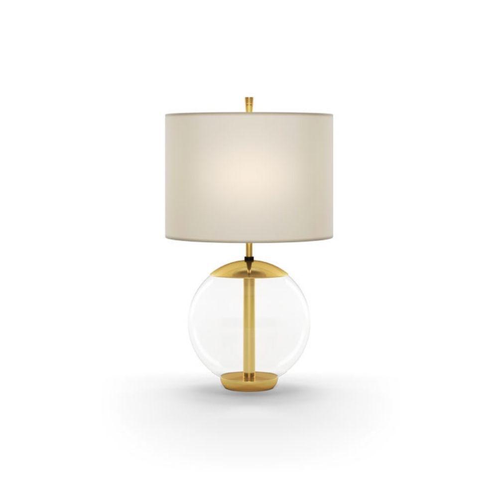 Luminária de Mesa Mid Klaxon Abajur Minimalista Moderno