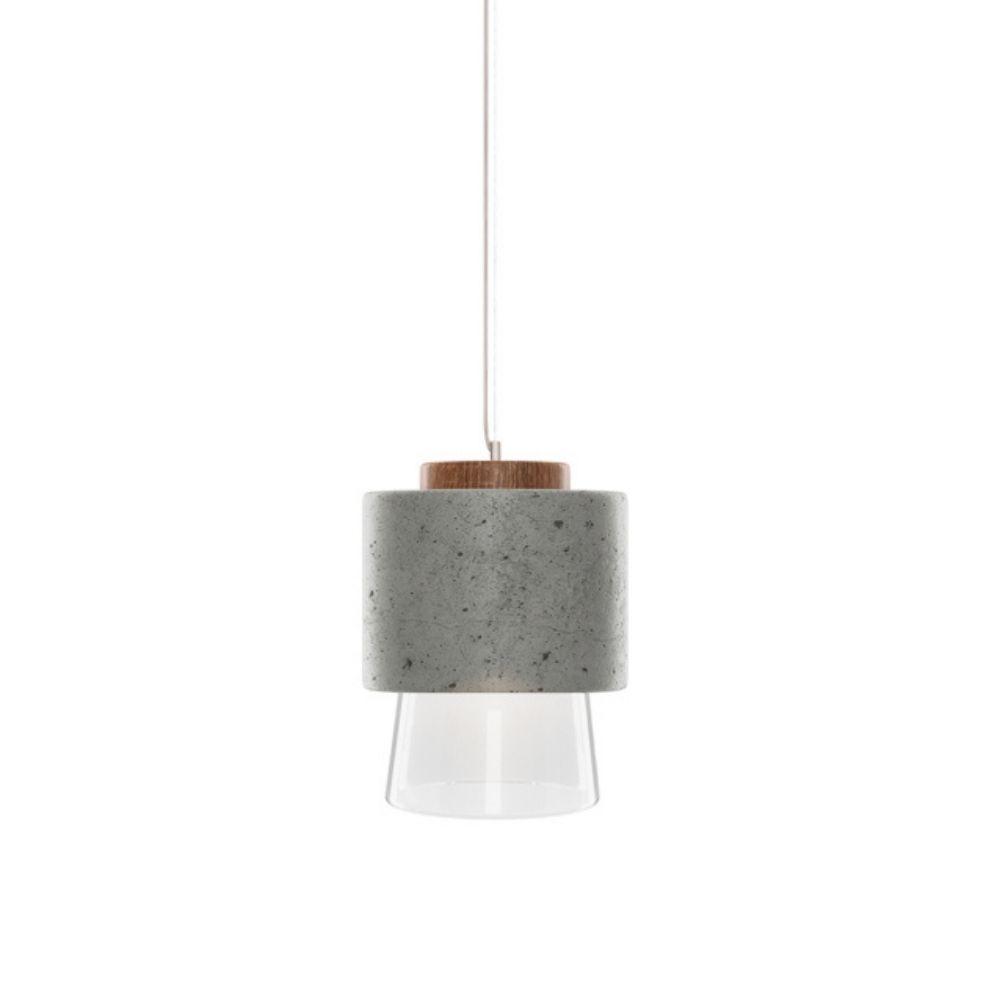 Luminária Decorativa de Teto Pendente Hout Cone Klaxon