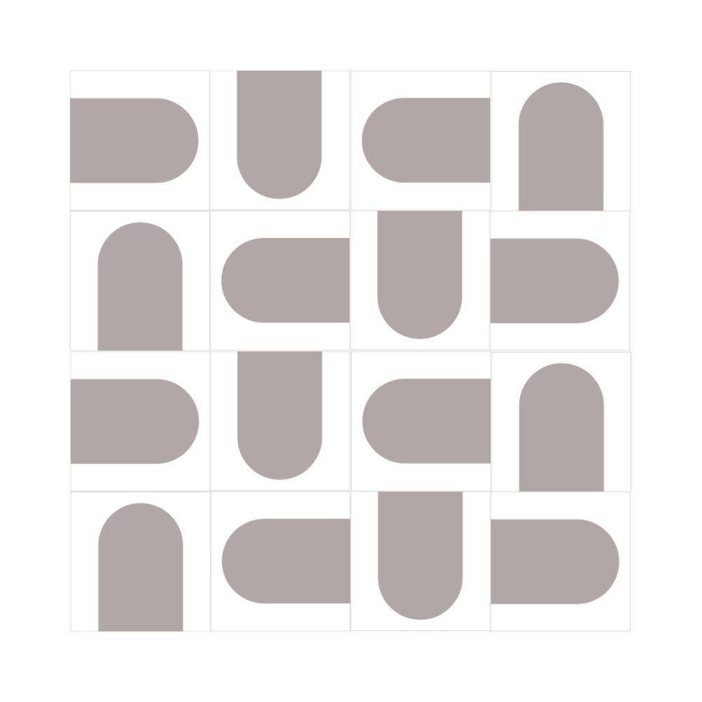 Azulejo Design Assinado Zanini de Zanine Bola Curvo Vizta