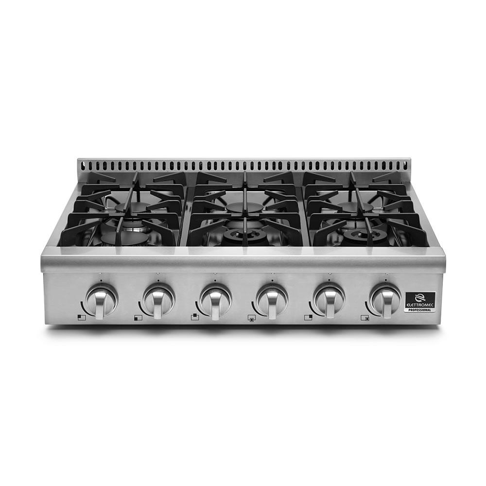 Rangetop Professional 90cm 127V Elettromec