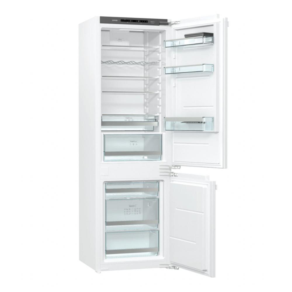 Refrigerador Gorenje Bottom com Freezer de Embutir/Revestir