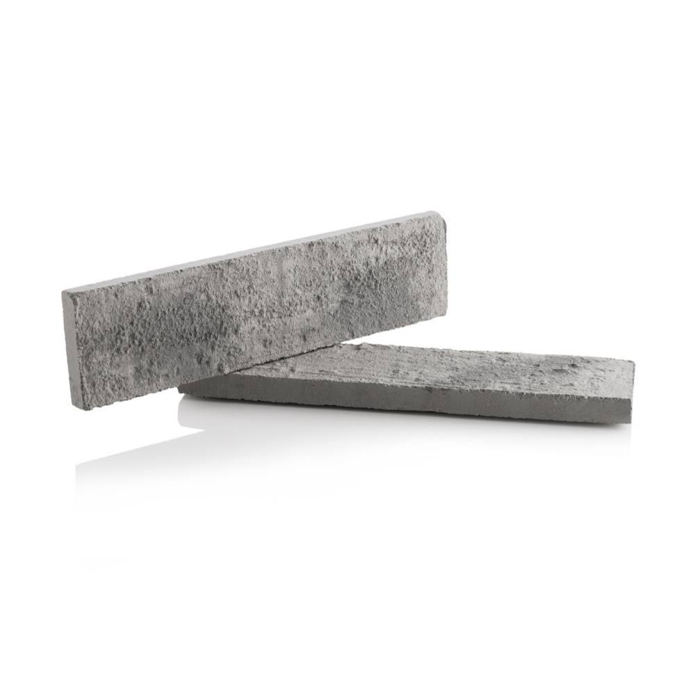 Revestimento Cerâmico Tijolinho Clássica Silver 24,8x6,2cm