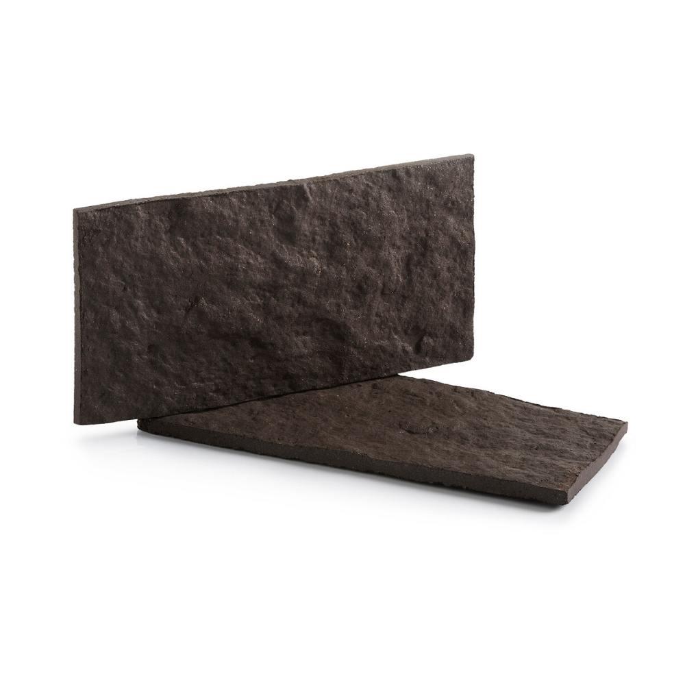 Revestimento Cerâmico Tijolinho Stone Vulcano 29x14,5cm