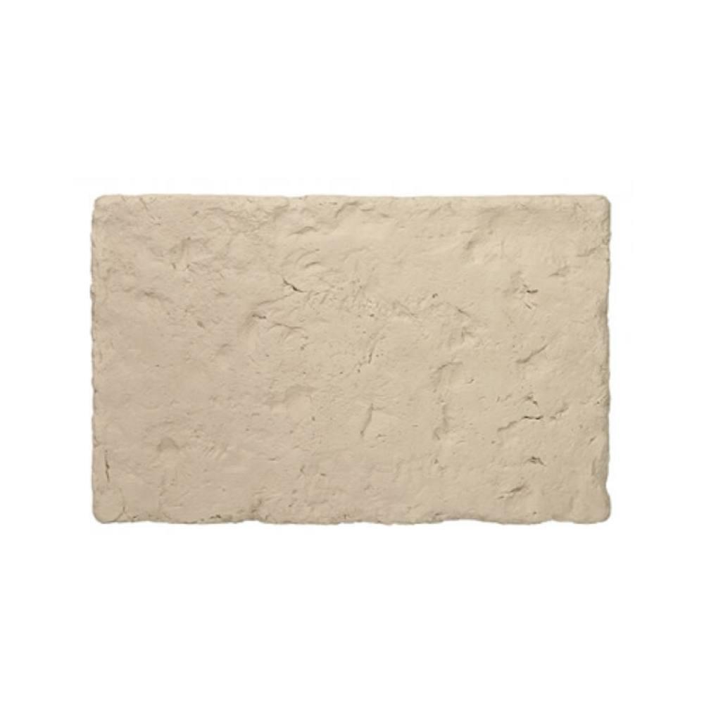 Revestimento Cimentício Gauss Grand Rustic Areia 27,5x17,5cm