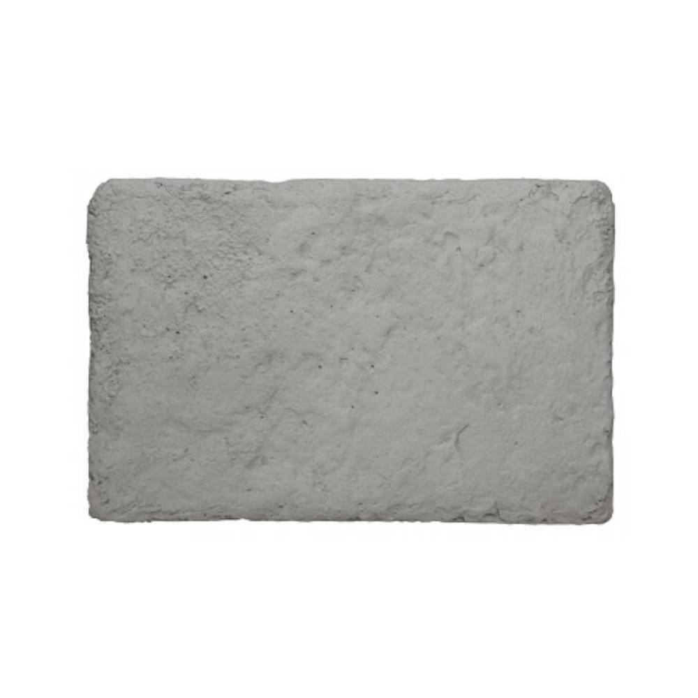 Revestimento Cimentício Gauss Grand Rustic Grafito 27,5x17,5cm