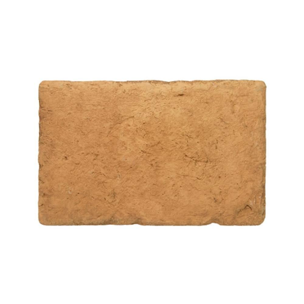 Revestimento Cimentício Gauss Grand Rustic Terracota 27,5x17,5cm