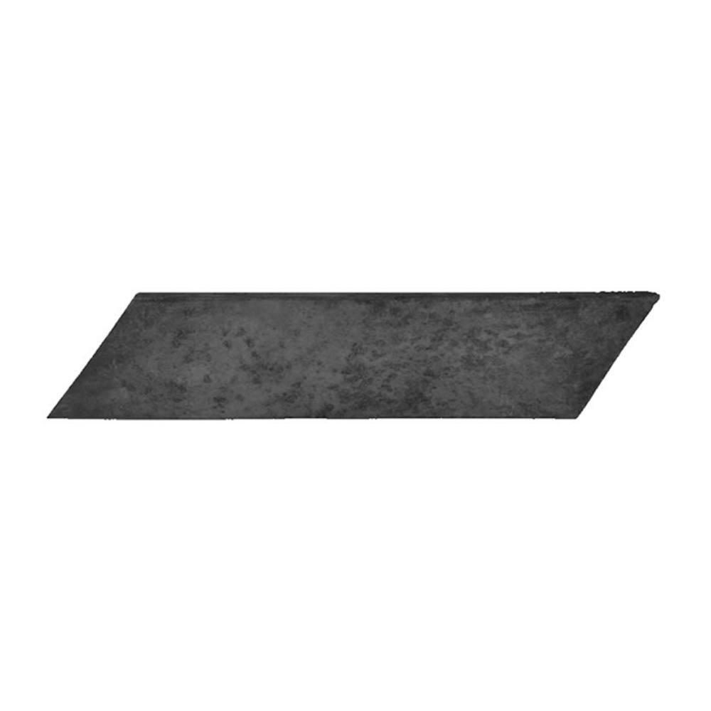 Revestimento Cimenticio rustic cut chanfrado left right gauss