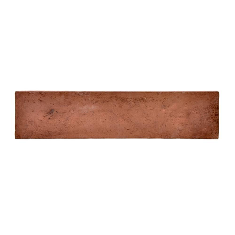 Tijolinhos Cimenticios Rustic Fit Gauss para revestir paredes internas ou externas