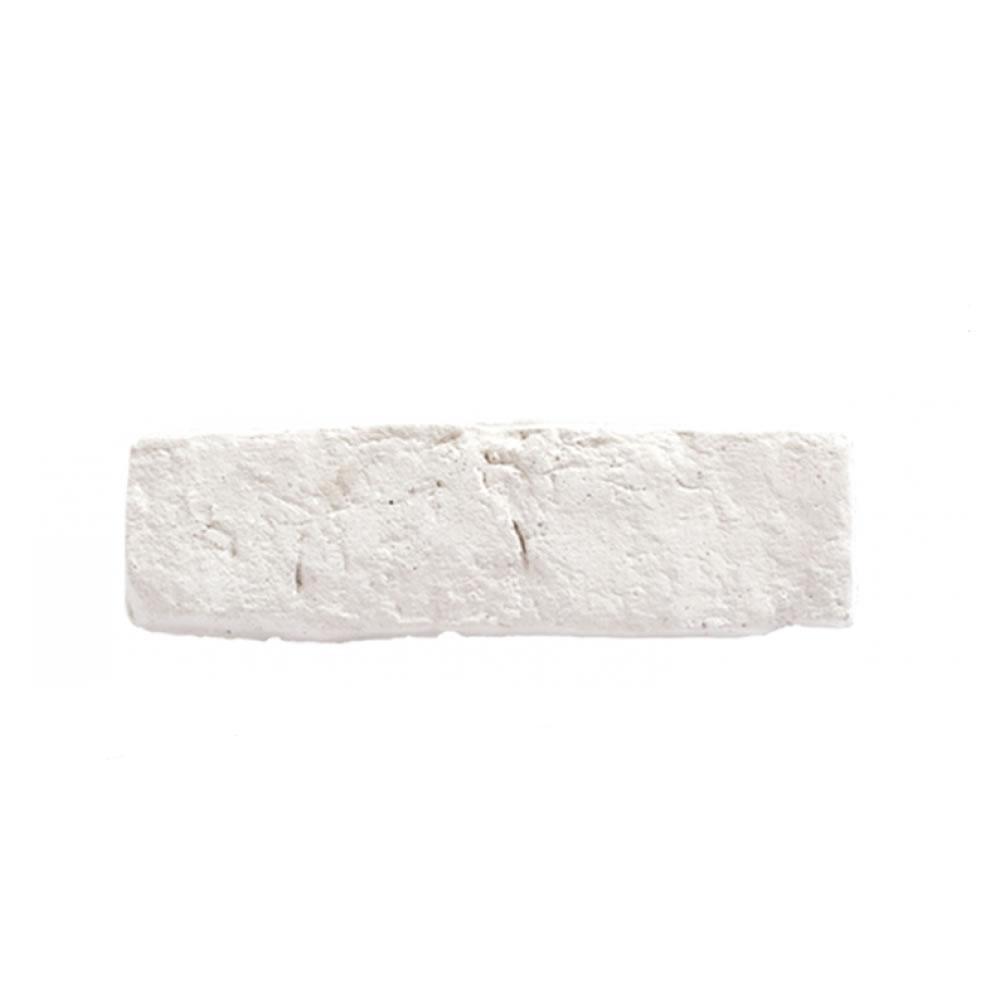 Revestimento Cimentício Gauss Rustic Neve 21x6,5