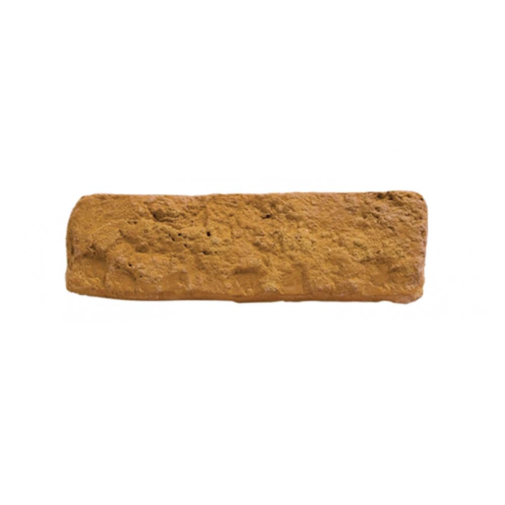 Revestimento Cimentício Gauss Rustic Terracota 21x6,5