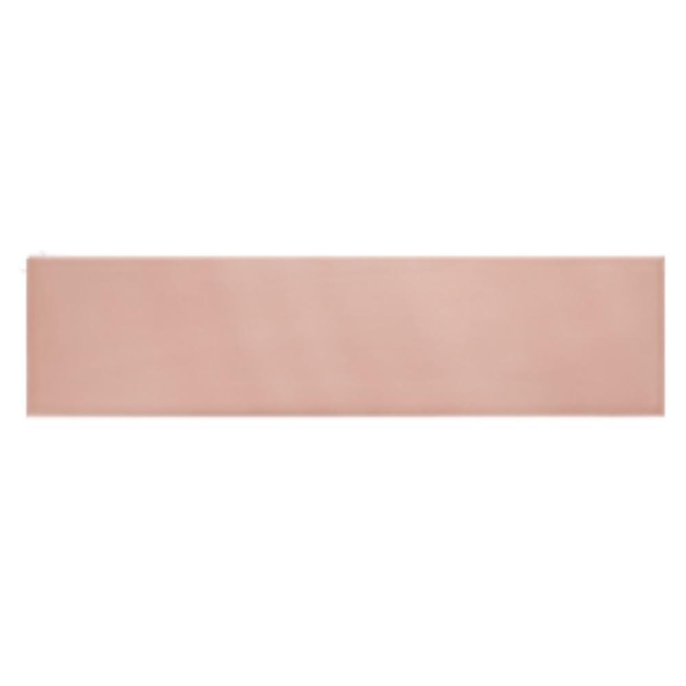 Revestimento Parede Tijolinho Ombre Lady Blush Rosa Roca