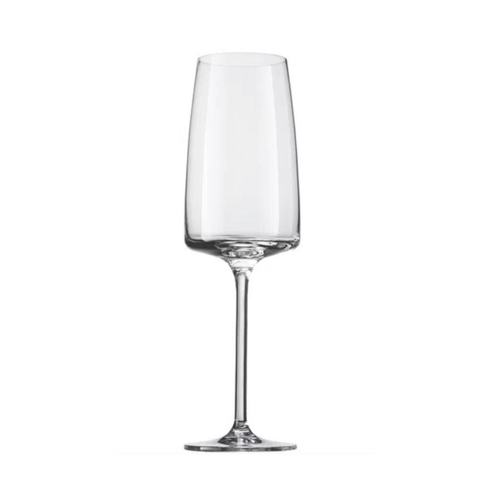 Taças champagne sensa cristal titânio Schott Zwiesel