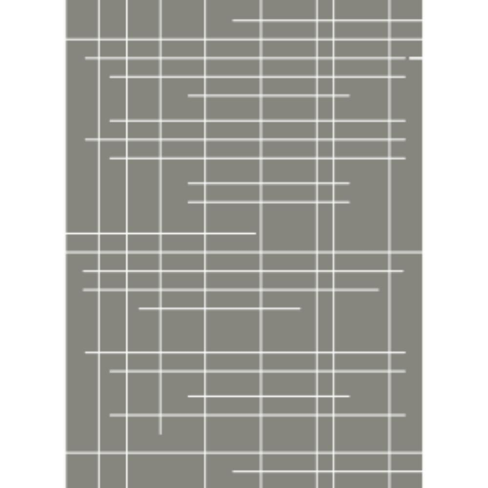 Tapete Artesanal com Design Geométrico Personalizável