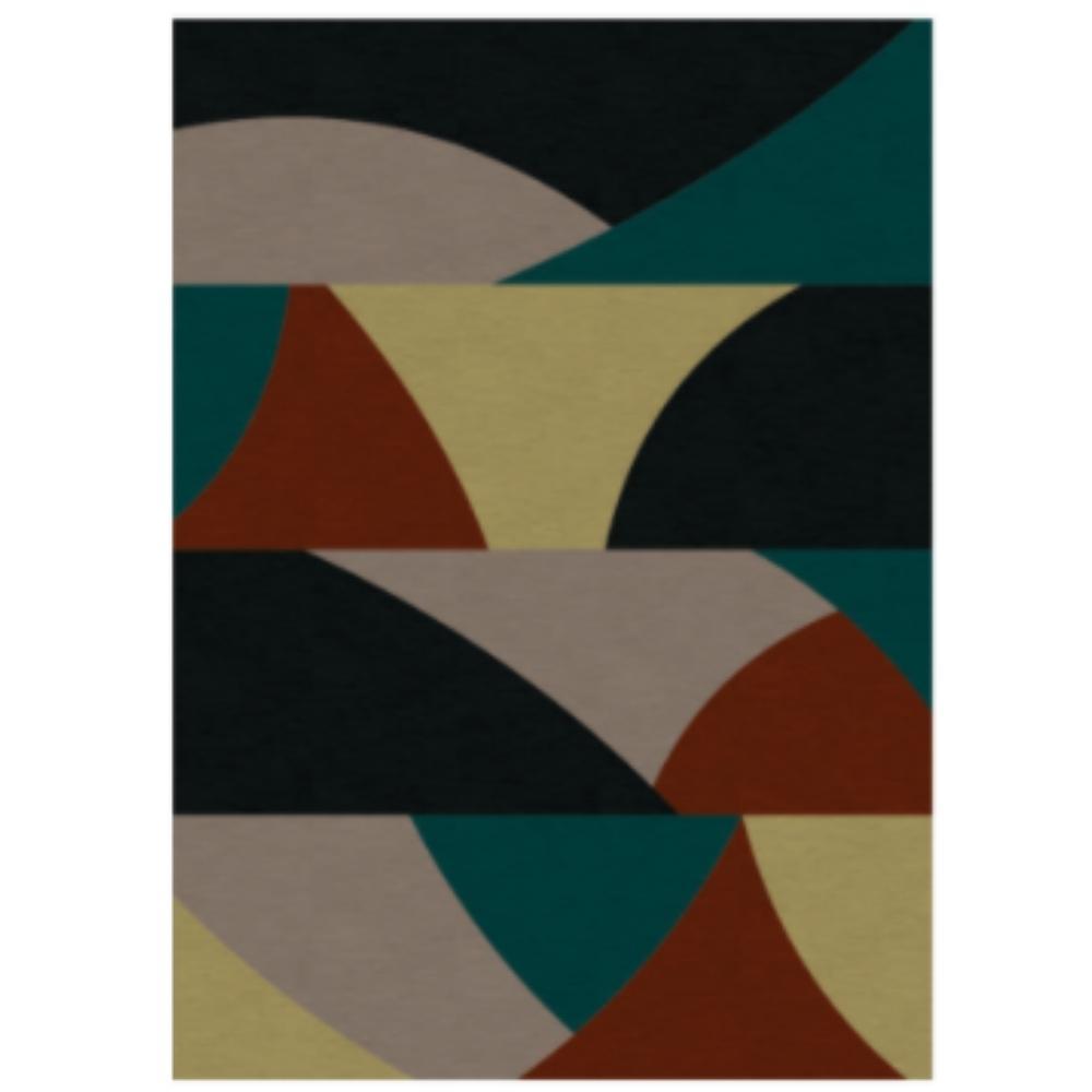 Tapete Denali Design Assinado Marion Kopel para Decoralle.
