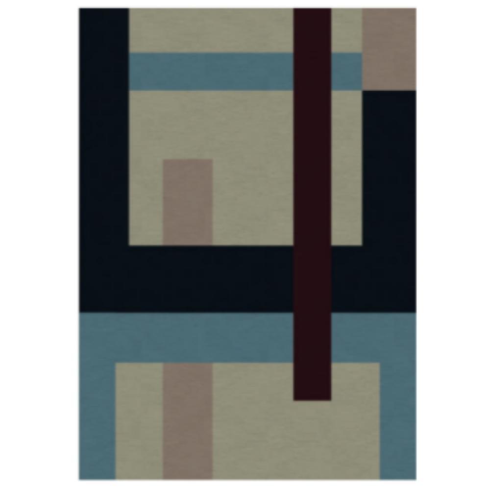 Tapete Rabbet Design Assinado Marion Kopel para Decoralle.