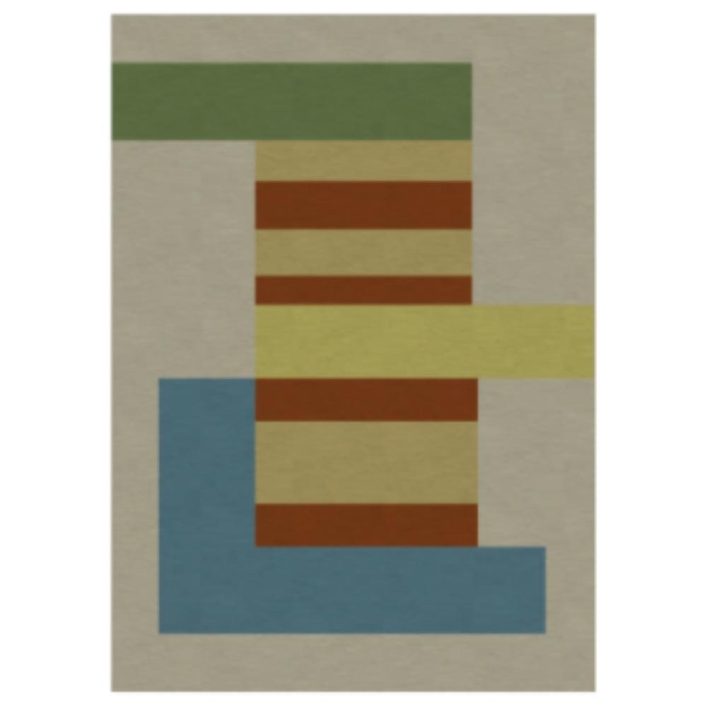 Tapete Stripes Design Assinado Marion Kopel para Decoralle.