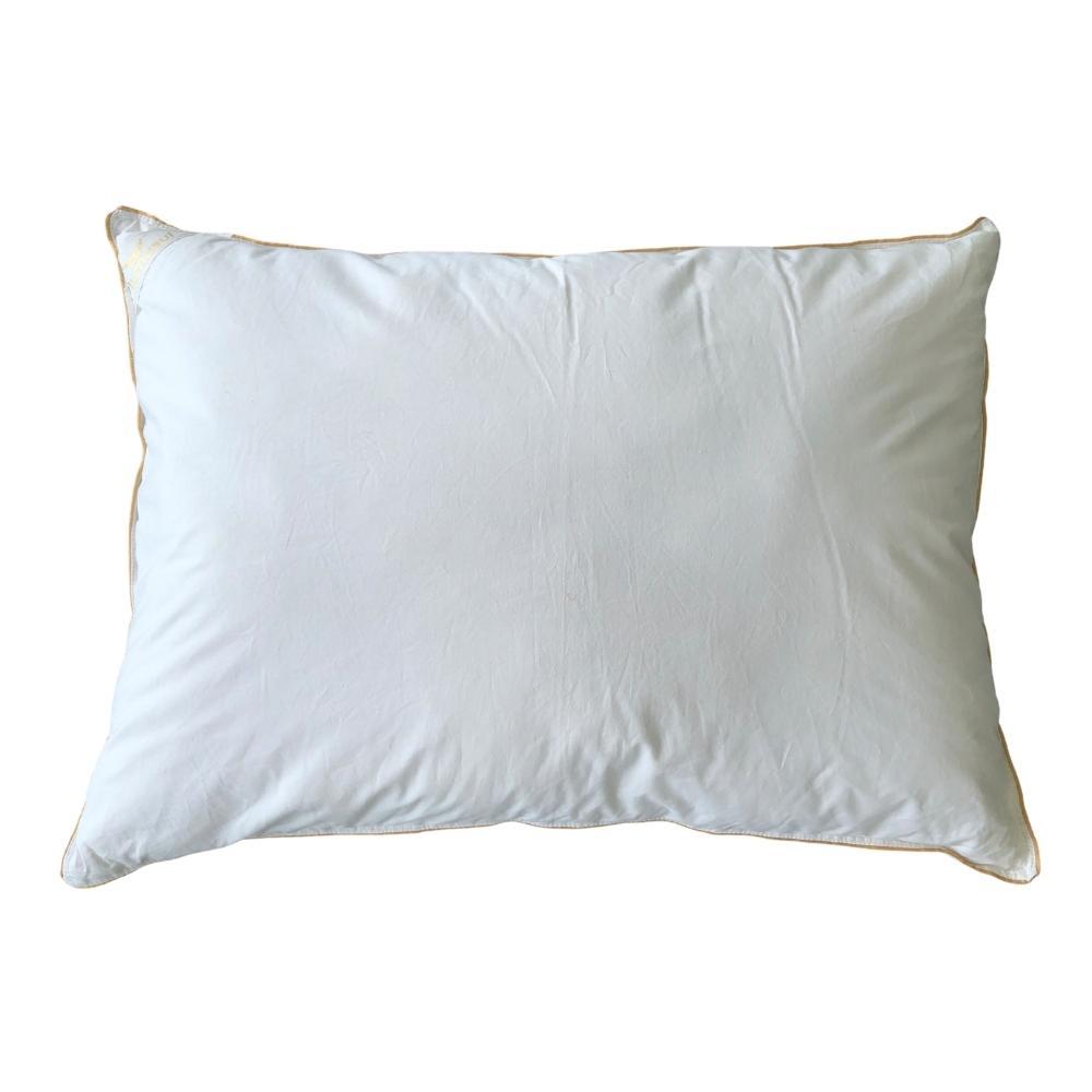 Travesseiro 50% Pluma 50% Pena de Ganso PlumaSul
