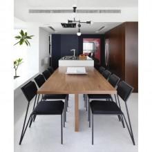 Cadeira Estofada Design Assinado Mesa de Jantar