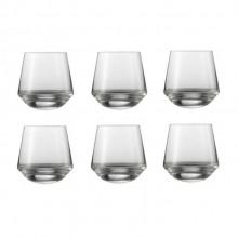 copos vidro cristal titânio uisque dancing Zwiesel