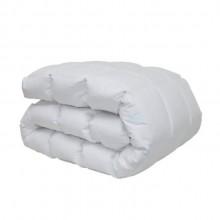 Conjunto Edredon e Pillow Top King Plumas de Ganso Plooma
