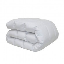 Kit Promocional Edredon e Pillow Top Plumas de Ganso Plooma