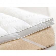 Pillow Top Penas e Plumas Ganso Plooma para Cama King Size