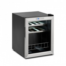 Adega Elettromec 15 Garrafas Freestanding Inox 127V/220V
