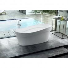 Banheira de Imersão Pescadero Doka Bath Works duas pessoas