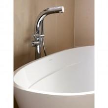 Banheira de Imersão Terrassa Doka Bath Works Freestanding