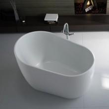 Banheira de Imersão Embaú Immersi Individual Acrílico Branco
