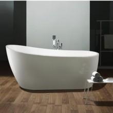 Banheira de Imersão Acrílico Brilhante Branca Maraú Immersi