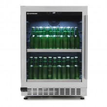 Beer center 135 litros Built-in Abertura lado esquerdo 127v/220v Elettromec