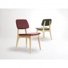 Cadeira Bergen Estofada Rodrigo Delazzeri Design Assinado