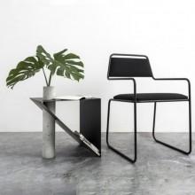 Cadeira Estofada Para Escritório Design Assinado