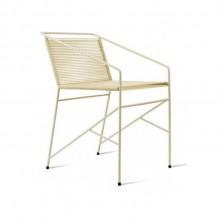 Cadeira Sabiá Molio Design em Aço com pintura eletrostática