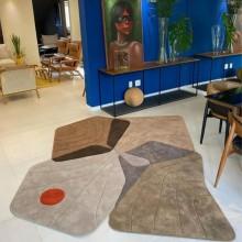 Tapete Pedras Design Assinado Giacomo Tomazzi para Decoralle