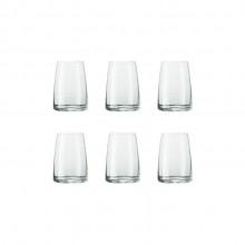 conjunto copos sensa cristal titânio Schott Zwiesel